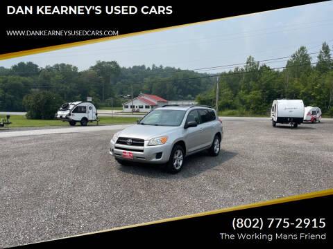 2011 Toyota RAV4 for sale at DAN KEARNEY'S USED CARS in Center Rutland VT