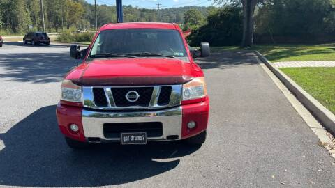 2008 Nissan Titan for sale at AMG Automotive Group in Cumming GA