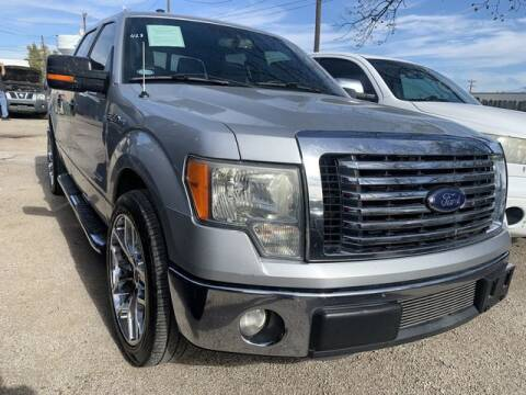 2012 Ford F-150 for sale at The Kar Store in Arlington TX
