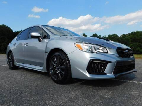 2019 Subaru WRX for sale at Used Cars For Sale in Kernersville NC