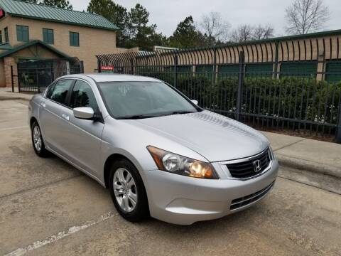 2010 Honda Accord for sale at Hollingsworth Auto Sales in Wake Forest NC