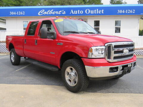 2006 Ford F-350 Super Duty for sale at Colbert's Auto Outlet in Hickory NC