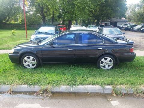 2003 Acura TL for sale at D & D Auto Sales in Topeka KS