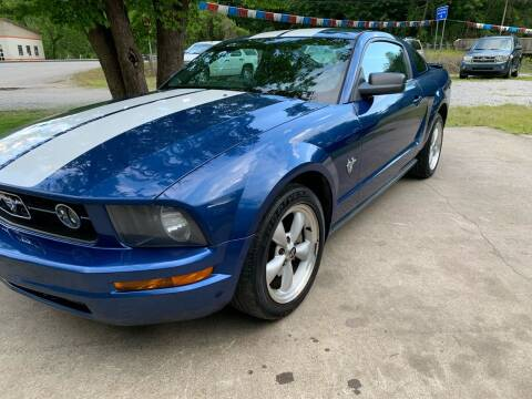 2009 Ford Mustang for sale at Day Family Auto Sales in Wooton KY