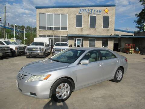 2009 Toyota Camry for sale at Lone Star Auto Center in Spring TX