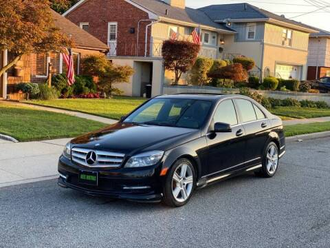 2011 Mercedes-Benz C-Class for sale at Reis Motors LLC in Lawrence NY