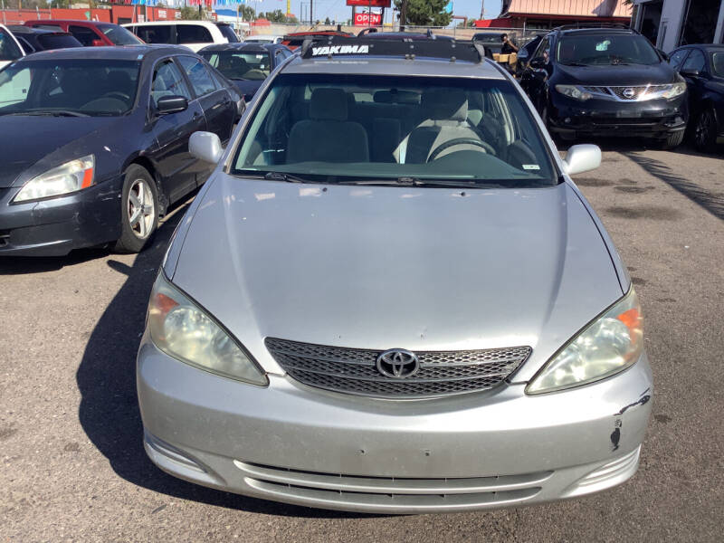 2004 Toyota Camry for sale at GPS Motors in Denver CO