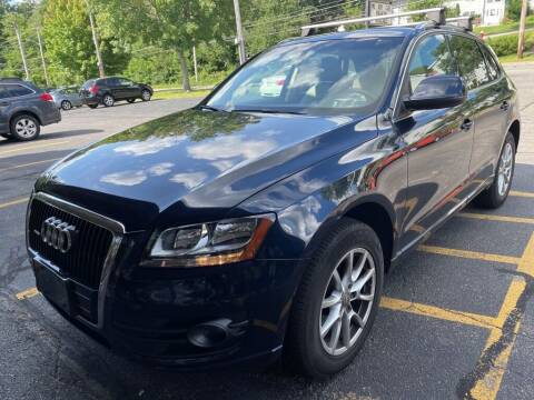 2009 Audi Q5 for sale at Premier Automart in Milford MA