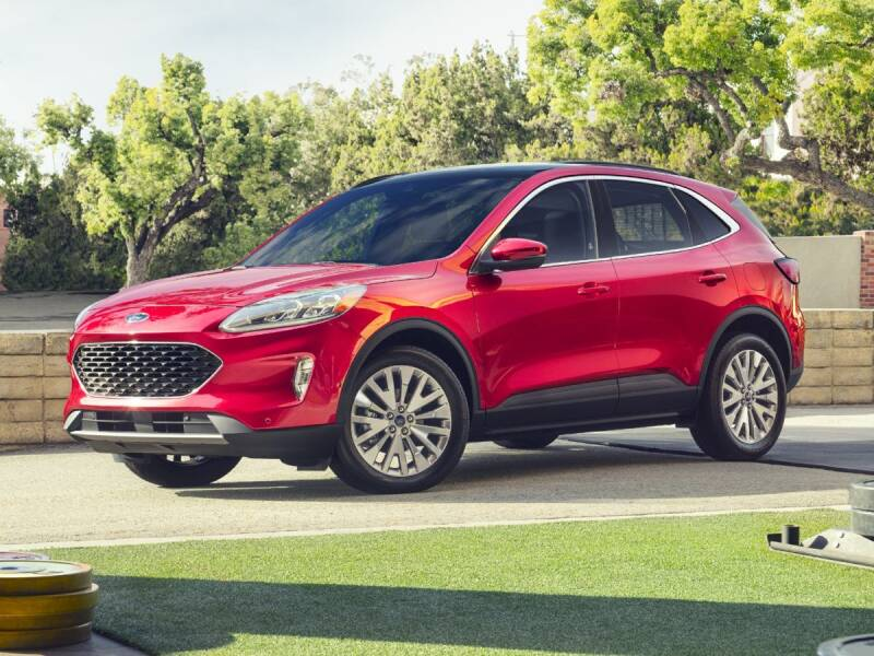 2021 Ford Escape Hybrid for sale in Lexington, NC