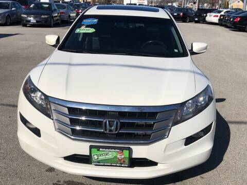 2012 Honda Crosstour for sale at MR Auto Sales Inc. in Eastlake OH