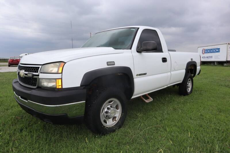 2006 Chevrolet Silverado 2500HD for sale at Liberty Truck Sales in Mounds OK
