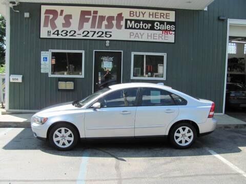 2006 Volvo S40 for sale at R's First Motor Sales Inc in Cambridge OH