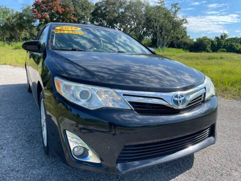 2012 Toyota Camry Hybrid for sale at Auto Export Pro Inc. in Orlando FL