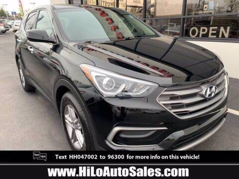 2017 Hyundai Santa Fe Sport for sale at Hi-Lo Auto Sales in Frederick MD