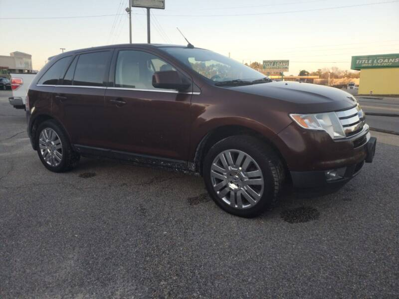 2010 Ford Edge for sale at Ron's Used Cars in Sumter SC