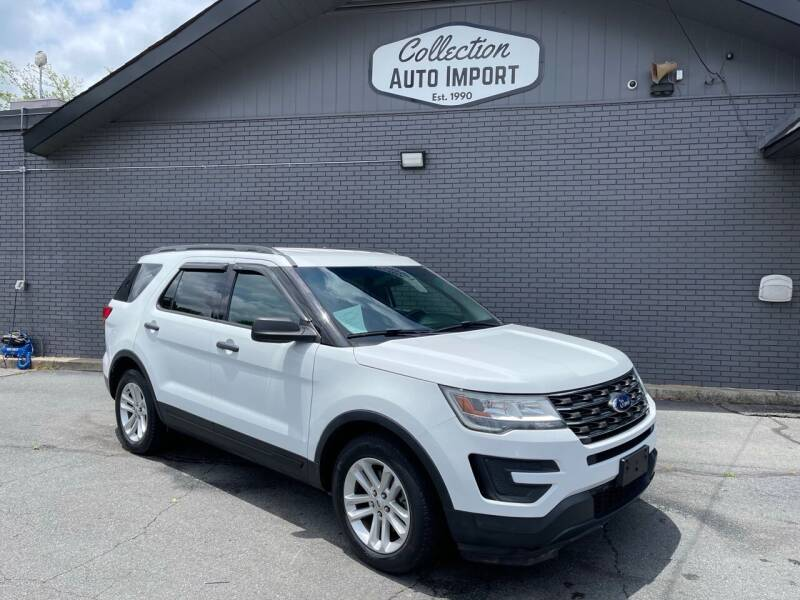 2016 Ford Explorer for sale at Collection Auto Import in Charlotte NC
