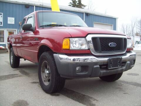 2005 Ford Ranger for sale at Frank Coffey in Milford NH