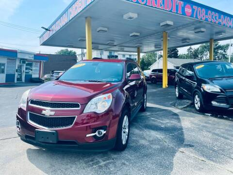 2011 Chevrolet Equinox for sale at Car Credit Stop 12 in Calumet City IL