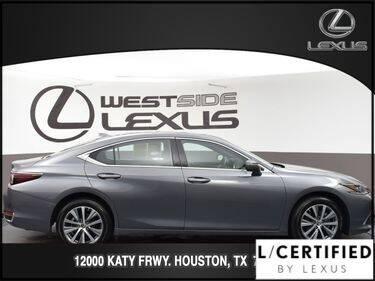 2021 Lexus ES 250 for sale at LEXUS in Houston TX