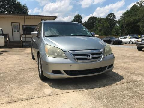 2006 Honda Odyssey for sale at Port City Auto Sales in Baton Rouge LA