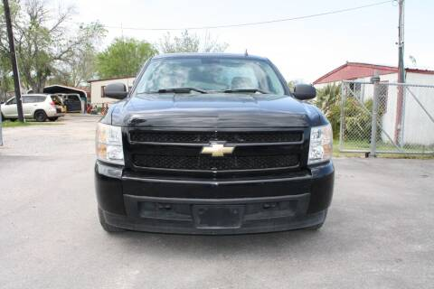 2008 Chevrolet Silverado 1500 for sale at Fabela's Auto Sales Inc. in Dickinson TX