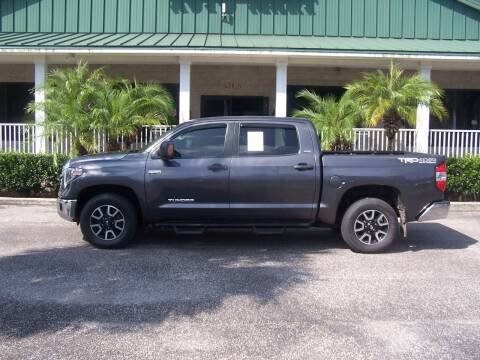 2018 Toyota Tundra for sale at Thomas Auto Mart Inc in Dade City FL