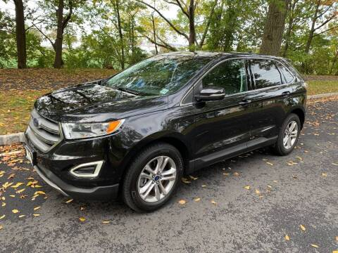 2015 Ford Edge for sale at Crazy Cars Auto Sale in Jersey City NJ