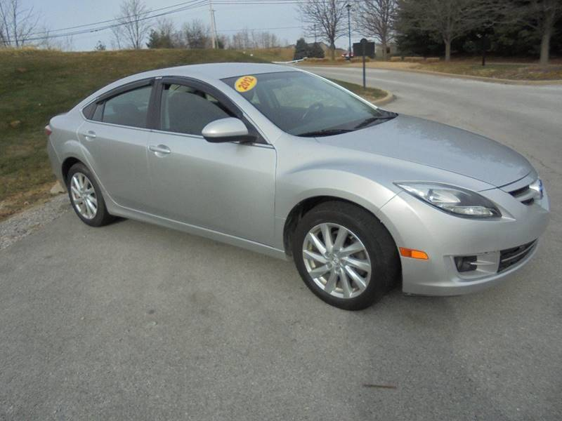 2012 Mazda MAZDA6 for sale at Best Deal Auto Sales in Georgetown KY