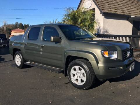 2006 Honda Ridgeline for sale at Three Bridges Auto Sales in Fair Oaks CA
