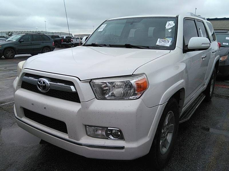 2013 Toyota 4Runner for sale at Fast Lane Direct in Lufkin TX