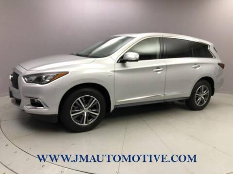 2017 Infiniti QX60 for sale at J & M Automotive in Naugatuck CT