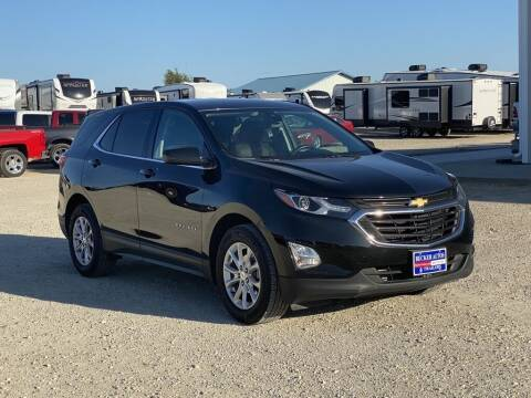 2020 Chevrolet Equinox for sale at Becker Autos & Trailers in Beloit KS