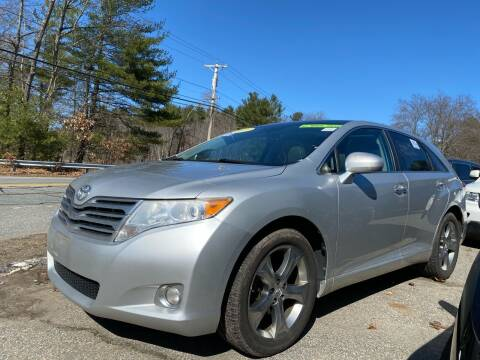 2010 Toyota Venza for sale at Royal Crest Motors in Haverhill MA
