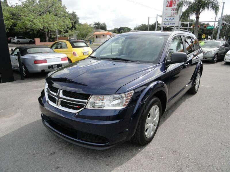 2018 Dodge Journey for sale at DeWitt Motor Sales in Sarasota FL