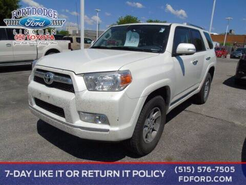 2012 Toyota 4Runner for sale at Fort Dodge Ford Lincoln Toyota in Fort Dodge IA