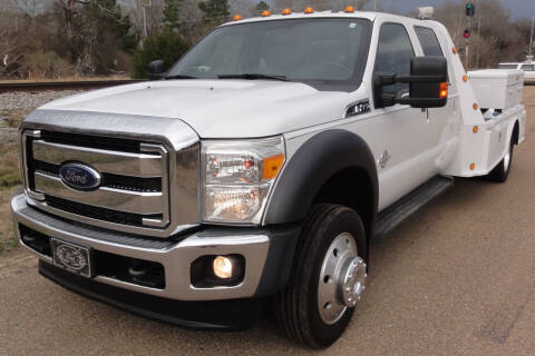 2015 Ford F-450 Super Duty for sale at JACKSON LEASE SALES & RENTALS in Jackson MS