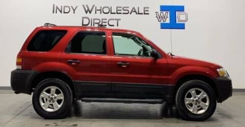 2005 Ford Escape for sale at Indy Wholesale Direct in Carmel IN