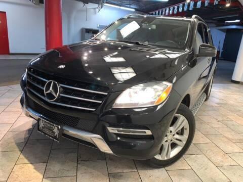 2015 Mercedes-Benz M-Class for sale at EUROPEAN AUTO EXPO in Lodi NJ