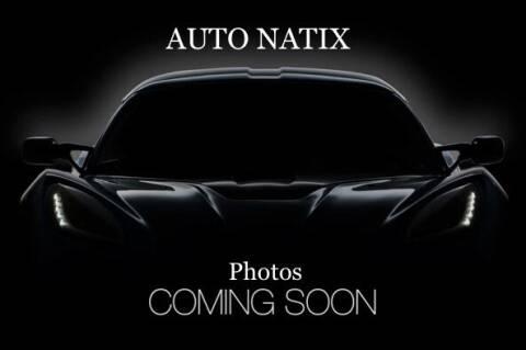 2001 Honda Civic for sale at AUTO NATIX in Tulare CA