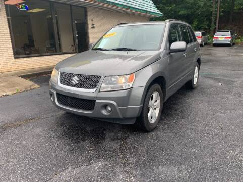 2009 Suzuki Grand Vitara for sale at Diana Rico LLC in Dalton GA