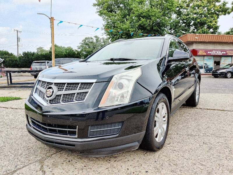 2011 Cadillac SRX for sale at Lamarina Auto Sales in Dearborn Heights MI