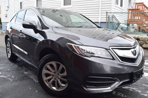 2016 Acura RDX for sale at VNC Inc in Paterson NJ