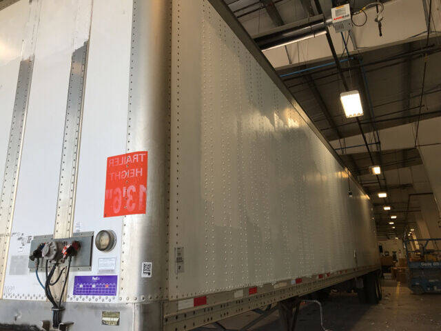 Wabash 53FT Semi Trailer for sale at Motorsota in Becker MN