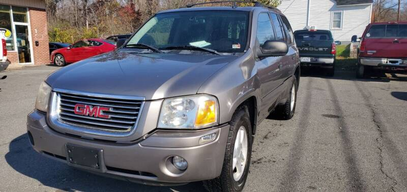 2007 GMC Envoy for sale at 7 Sky Auto Repair and Sales in Stafford VA