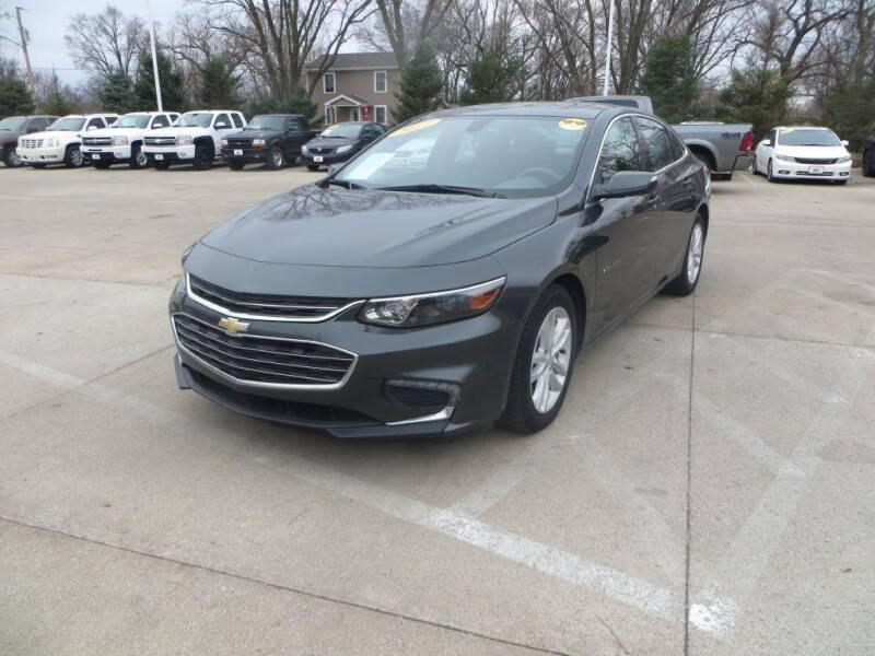 2017 Chevrolet Malibu for sale at Aztec Motors in Des Moines IA
