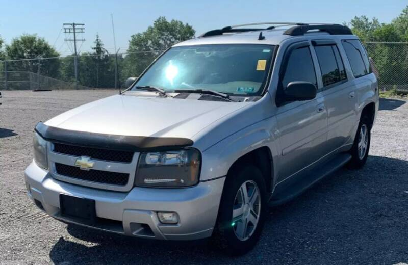 2006 Chevrolet TrailBlazer EXT for sale at Reliable Auto Sales in Roselle NJ