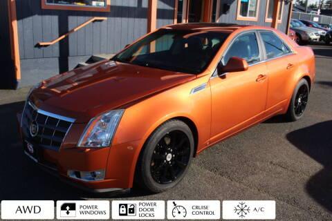2008 Cadillac CTS for sale at Sabeti Motors in Tacoma WA