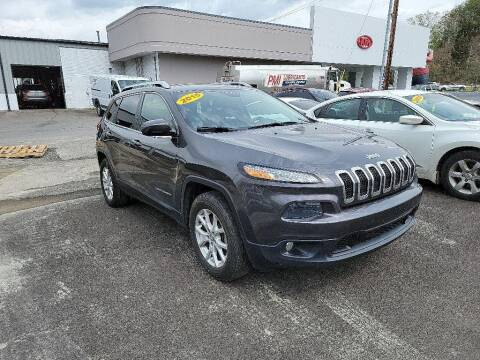 2015 Jeep Cherokee for sale at Chantz Scott Kia in Kingsport TN