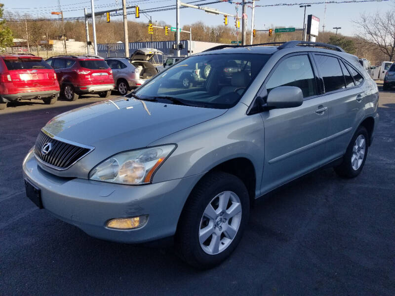 2004 Lexus RX 330 for sale at Cedar Auto Group LLC in Akron OH