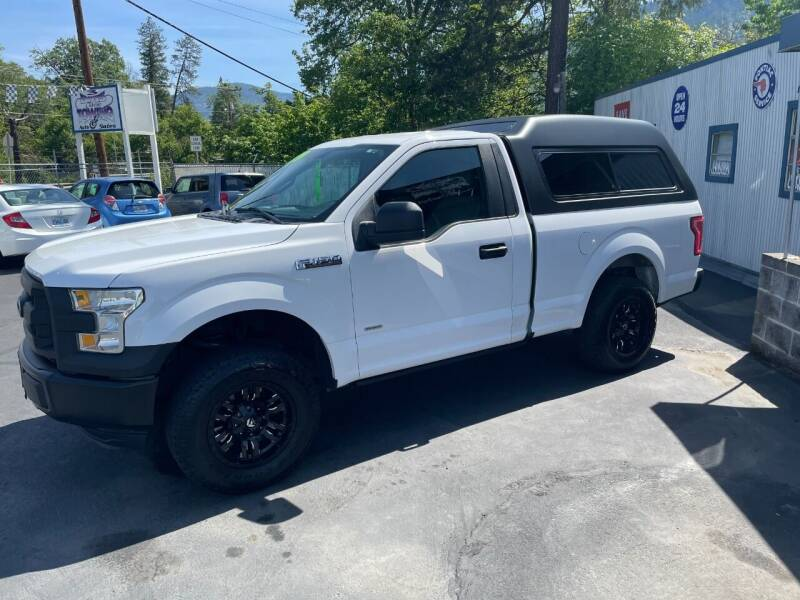 2016 Ford F-150 for sale at 3 BOYS CLASSIC TOWING and Auto Sales in Grants Pass OR